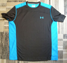 Under Armour UA Heatgear Tech T-shirt Camiseta Entrenamiento Running Hombre