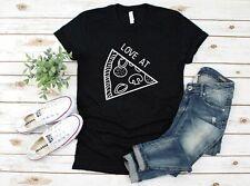 Men Women Couple Lovers T-Shirt Love Matching Shirts Casual Tops