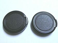 Two(2) 25mm Camera Snap-on Lens Cap Set for Leica lenses Elma / Hector New