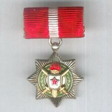 YUGOSLAVIA, Republic. Miniature Order of Military Merit with Grand Star