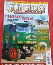 Old Glory Steam & Vintage preservation magazine No 309 Novbember 2015
