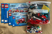 Lego City Fire Station 7208 Complete