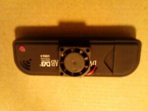 RTL-SDR radio receiver (TCXO) RTL2832U + R820T2  Fan/Thermal cooled unit