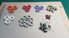 Ferrite Ring Inductor Making parts Ferrite Ring Joblot