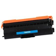 Compatible Cyan TN433 TN433C Toner Cartridge for Brother HL-L8360CDWT MFC-L8610