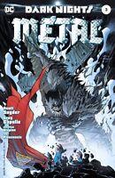Dark Nights Metal #3 Andy Kubert Variant  1ST PRINT  CAPULLO