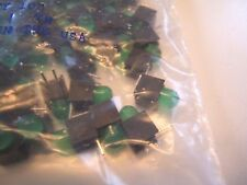DIALIGHT PC MOUNT RIGHT ANGLE 550220SF GREEN LED (30) LOT, ROHS COMPLIANT.