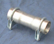 "Exhaust Sleeve Pipe Repair Connector - 304 Stainless steel - 45mm (1¾"")"