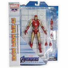 Marvel Select Avengers Endgame Iron Man Mk85 Action Figure