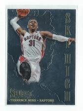2013-14 Select Sky High #9 Terrence Ross Raptors