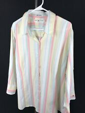 Tommy Hilfiger Woman Size 22  Blouse Sleeve Top Shirt