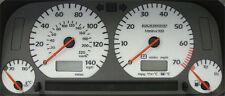 Lockwood VW Golf Mk3 0-140MPH RED (ST) Dial Kit 40NNN