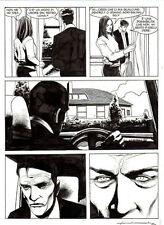"CORRADO ROI - Dylan Dog   Speciale n.25 ""La piramide capovolta"" p. 63"