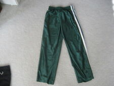 Champion Boys Youth Athletic Jogger Pants Size L Large Green - Boston Celtics