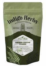 Siberian Ginseng Powder - 100g - (Quality Assured) Indigo Herbs