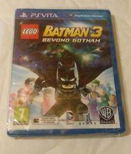 LEGO Batman 3 Beyond Gotham PS VITA NEW UK PAL Sony Playstation PSV for Kids