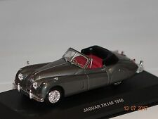 Jaguar XK140 1956 grau 1:43 Solido 143627 neu & OVP