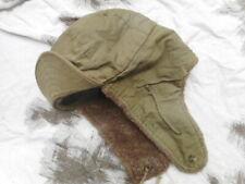original US ARMY korea korean war ISSUE M51 M1951 ARCTIC WINTER HAT CAP size 7
