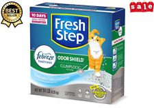Fresh Step 30393 Scoopable Cat Litter 20 Lbs