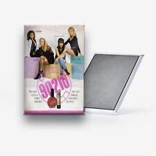 Beverly Hills 90210 Vintage Make-up Ad Refrigerator Magnet 2x3