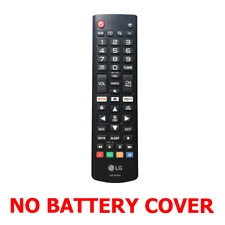 OEM LG TV Remote Control for 43UJ6300 (No Cover)