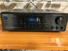ONKYO TX-8555 Stereo Receiver Amplifier 100W/ch