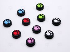 2x Dog/Cat Paw Thumb Grips/Stick Analogue PS4/Xbox 360/One 1/Switch Joy-con Lite