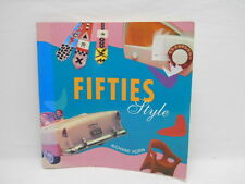 Fifties Style Interior, Graphic, Architecture & Fashion Design Trade Paper Book
