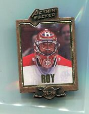 1994-95 Action Packed Badge of Honor 46 Patrick Roy Pin
