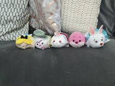 disney tsum tsum plush Alice In Wonderland Set of 5