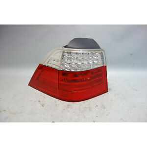 2008-2010 BMW E61 535xi Touring Left Outer Tail Light Lamp in Fender White OEM