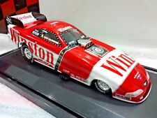 Mustang Funny Car 1968 Mac Tools Whit Bazemore Winston Die Cast 1:24 Scale Cast