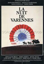 JEAN-LOUIS BARRAULT HARVEY KEITEL LA NUIT DE VARENNES 1982  MINI POSTER