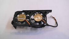 LAPTOP PART:Dell Latitude/Inspiron Sunon Case Dual Cooling CPU Fans P4 Processor