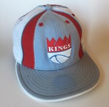 save off f76ba 182fc New Era Hardwood Classics Sacramento Kings Cap. Sz 7 5 8