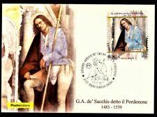 Italy 2019: Giovanni Antonio de sacchis-postcard, revoke verona