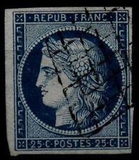 CERES 4a foncé, Oblitéré = Cote 75 € / Lot Classique France
