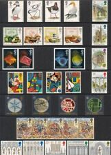 GB 1989 Complete Commemorative Collection Under Face Value Superb M/N/H