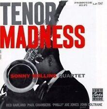 Tenor Madness by Sonny Rollins/Sonny Rollins Quartet (Vinyl, Sep-2011, OJC)
