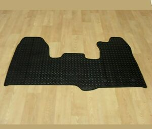 FORD TRANSIT CUSTOM RUBBER FLOOR FRONT MATS  2013 to 2015