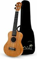 23 Inch Concert Ukulele Acoustic Hawaii Guitar Mahogany Musical Instrument