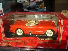 Mira 619 1/18 Diecast 1954 Chevrolet Corvette NIB
