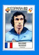 SPAGNA ESPANA '82 -Panini-Figurina-Sticker n. 281 - BOSSIS -FRANCE-Rec