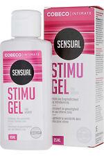 Gel STIMOLANTE per donna aumenta orgasmo femminile STIMUGEL COBECO PHARMA 85 ML