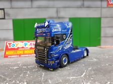 SCANIA R620 - ARALDI 1/50 WSI MODELS single truck no tekno