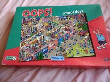 Gibson's Oops! 1000 Piece Jigsaw Puzzle School Days