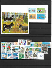 FINLAND @ YEAR 1989  COMPLETE MNH @ WV 3079