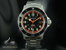 Glycine Combat Sub Automatic Watch, GL 224, Steel Bracelet, 3908.19AT N-MB