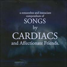 Songs by Cardiacs and Affectionate Friends * by Cardiacs (CD, Jul-2001, Org Reco