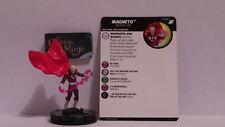 HEROCLIX X-MEN XAVIER'S SCHOOL - #023a Magneto *UC*
